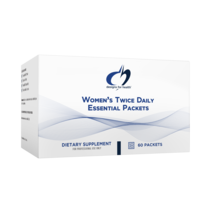 Women's Twice Daily Essential Packets 60 packets